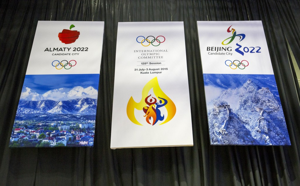 "Campaign for 2022 Winter Olympics nears finale with hot favourites Beijing insisting they have ""enough snow"""