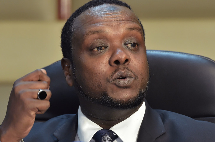 Kenya's sports minister Hassan Wario has underlined his nation's ambition to host the IAAF World Championships in 2023 ©Getty Images