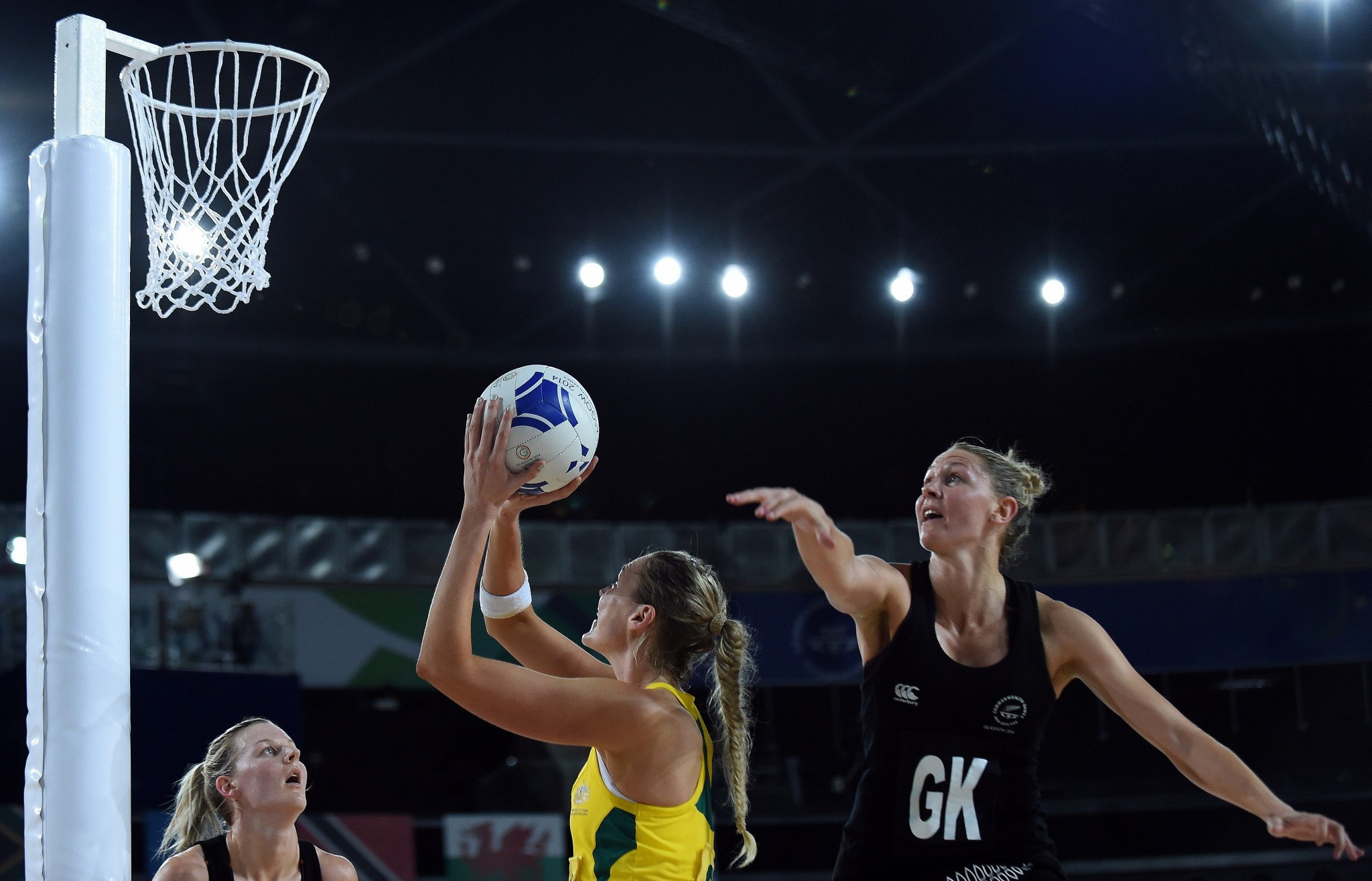 Draw procedure and schedule for Gold Coast 2018 netball tournament unveiled
