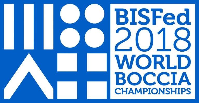 Logo unveiled for 2018 World Boccia Championships