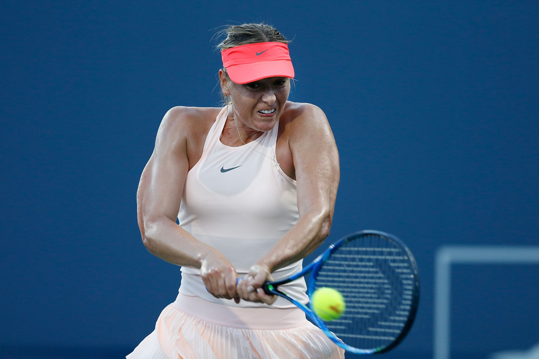 Maria Sharapova has been handed a wildcard for the US Open ©Getty Images