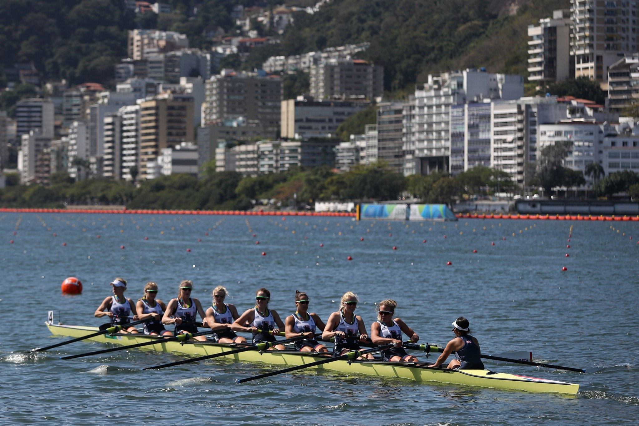 Exclusive: World Rowing got fewer Olympic TV dollars from Rio 2016 than London 2012