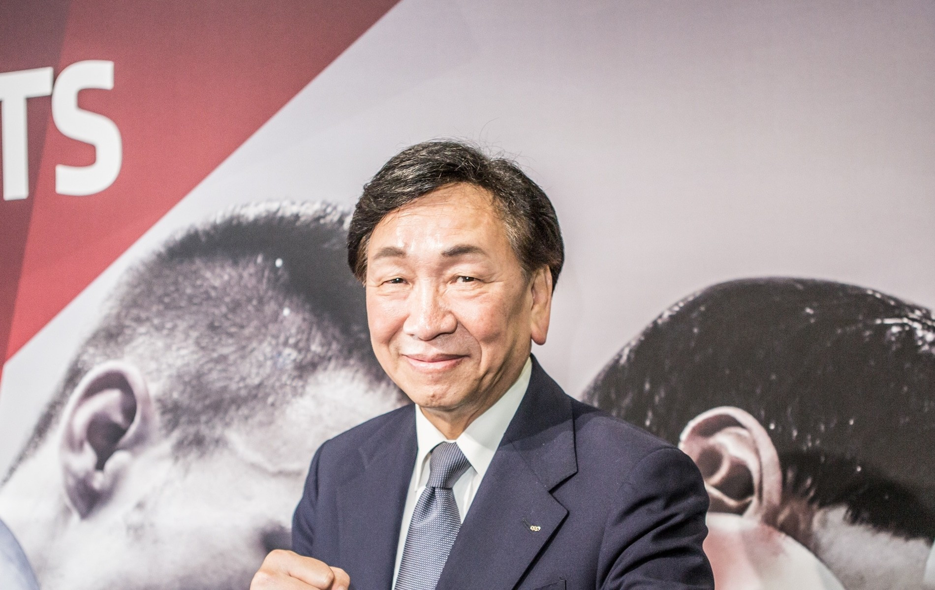 AIBA C K Wu insists they still plan to repay the loan via a settlement ©AIBA