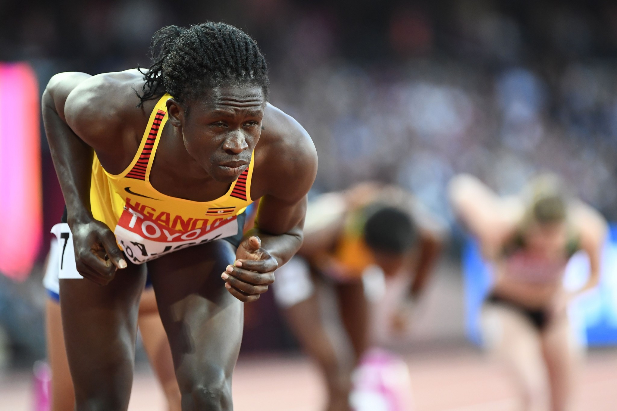 Dorcus Ajok will be hoping to retain her 1,500m title at Taipei 2017 ©Getty Images
