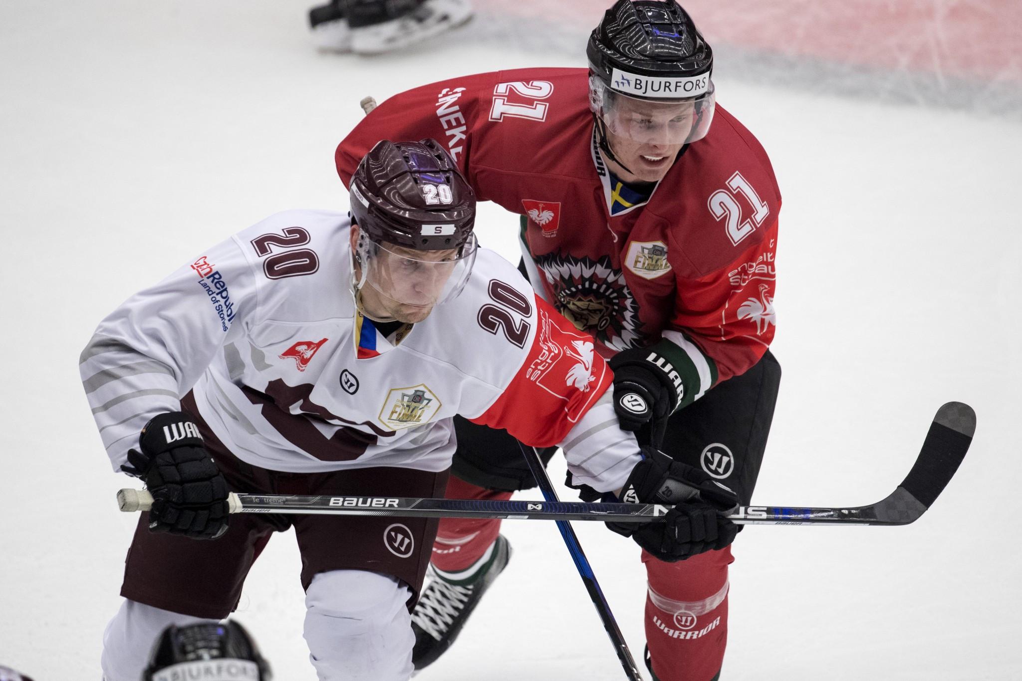 Slovakian eye clinic becomes new Champions Hockey League partner