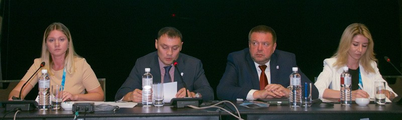 FISU Executive Committee receive updates from future Universiade hosts