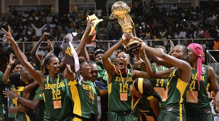 Senegal seek to defend Women's AfroBasket title