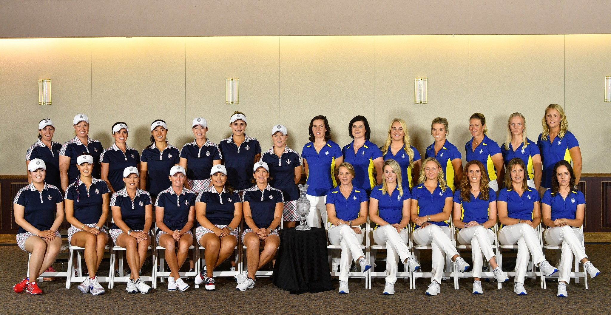 United States target back-to-back Solheim Cup titles in Iowa