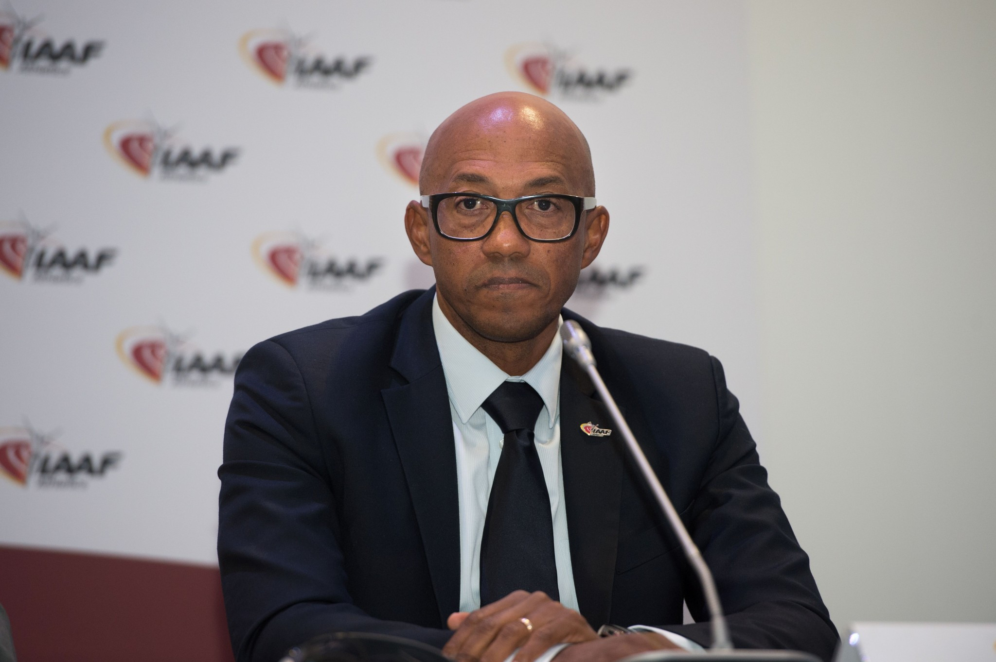 Fredericks fails with appeal over provisional IAAF suspension