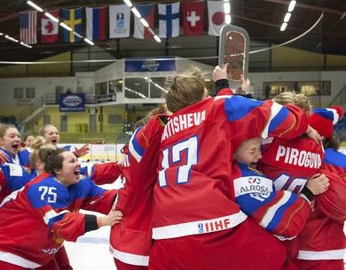Dmitrov to host 2018 IIHF Under-18 Women's World Championship
