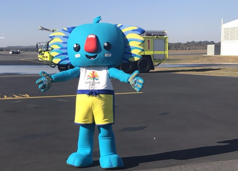 Gold Coast Airport has signed on as an official supplier of the 2018 Commonwealth Games ©Gold Coast 2018