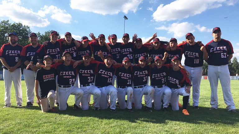 Czech Republic win inagural men's European Under-16 Softball Championship