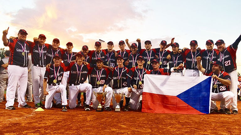 The Czechs also wrapped up the under-19 title ©ESF