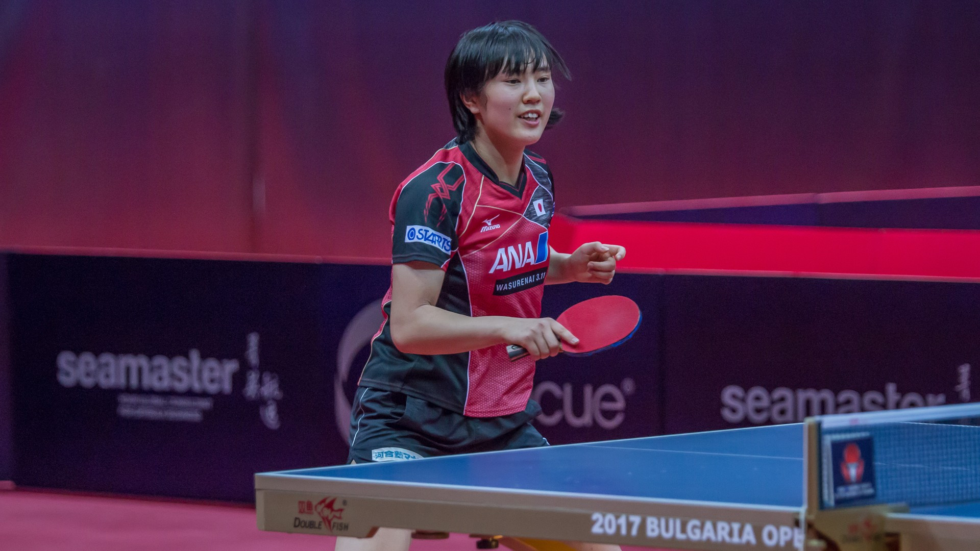 Sasao stuns seventh seed to reach last 16 at ITTF Bulgaria Open