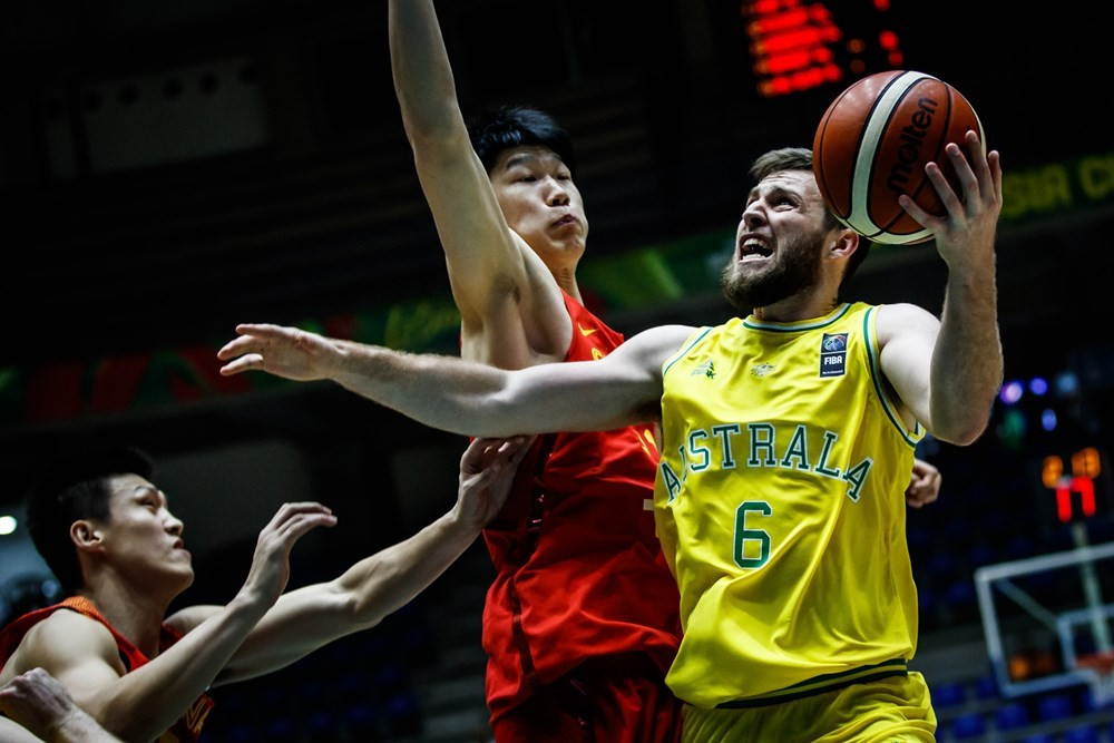 Australia progress to FIBA Asia Cup semis