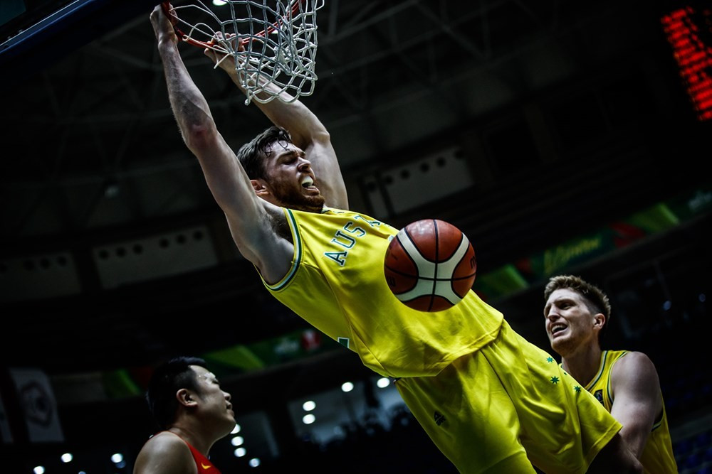 It is the first time Australia are competing at the tournament ©FIBA