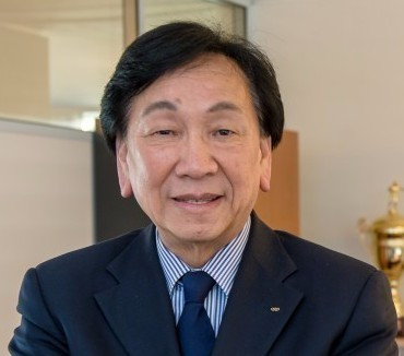 The position of C K Wu as AIBA President has been upheld ©AIBA