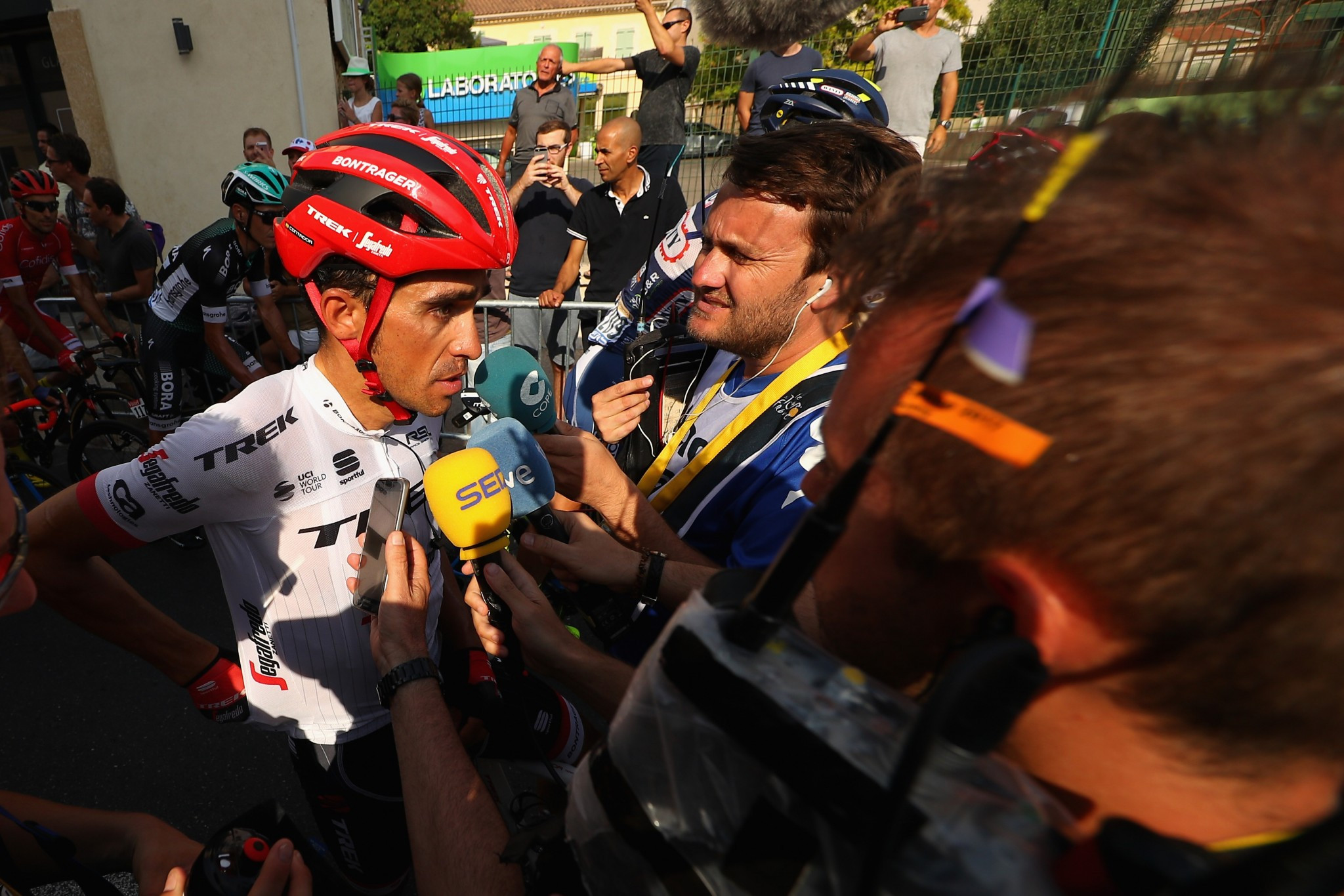 Alberto Contador will compete in the race for the final time in his career ©Getty Images