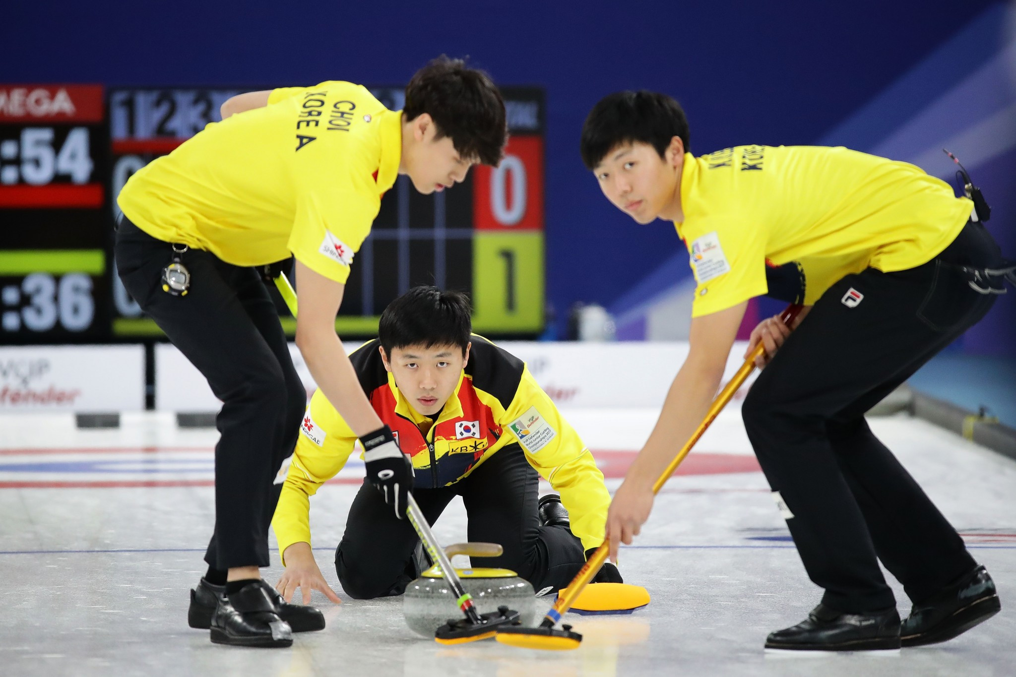 South Korean curlers' preparations for the 2018 Winter Olympic Games in Pyeongchang have been dealt another blow ©Getty Images
