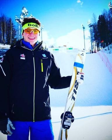 British aerial skier Wallace suffers severe head injury in training crash