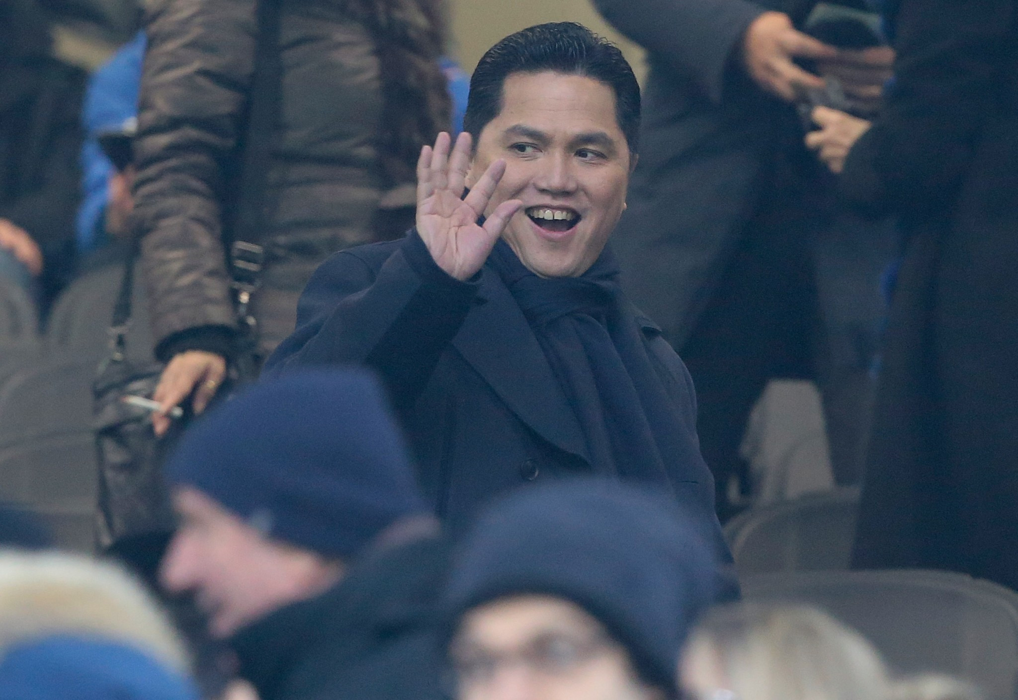 Erick Thohir believes everything will be ready for the 2018 Asian Games, which start in exactly a year's time ©Getty Images