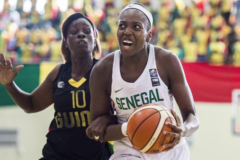 Senegal thrash Guinea in Women's AfroBasket opener