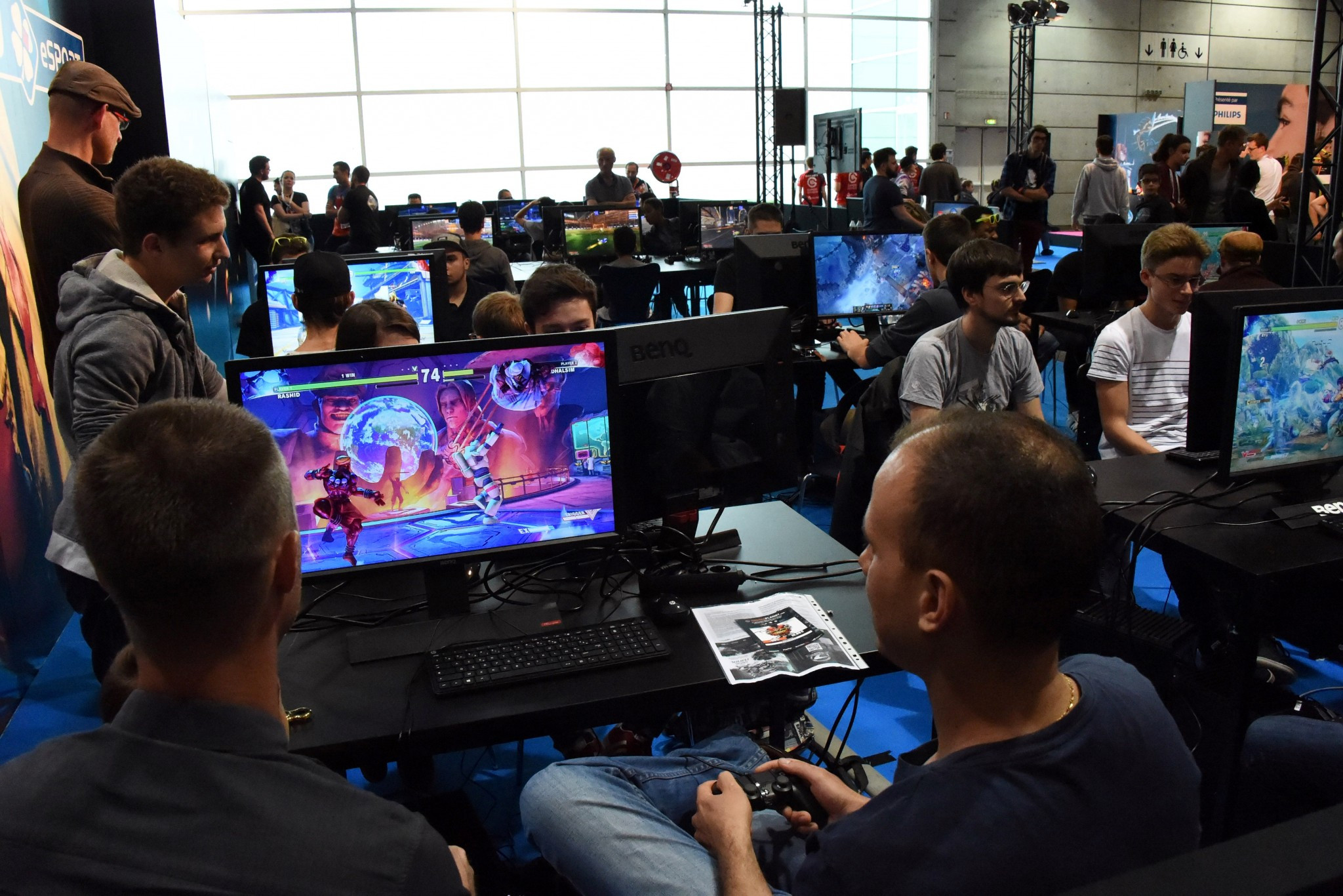 Ashgabat 2017 reveal number of finalists for e-sports event
