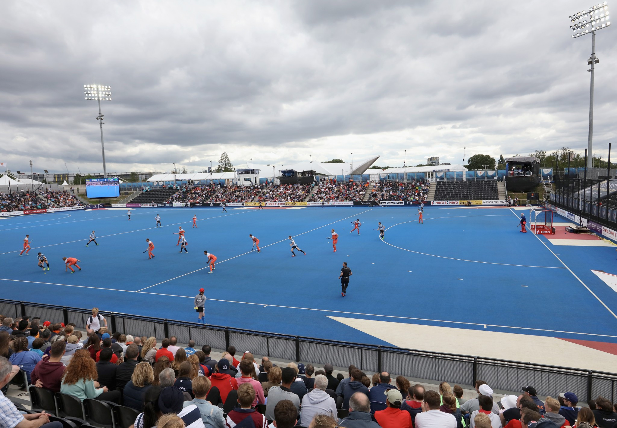 FIH and England Hockey launch public ticket ballot for 2018 World Cup