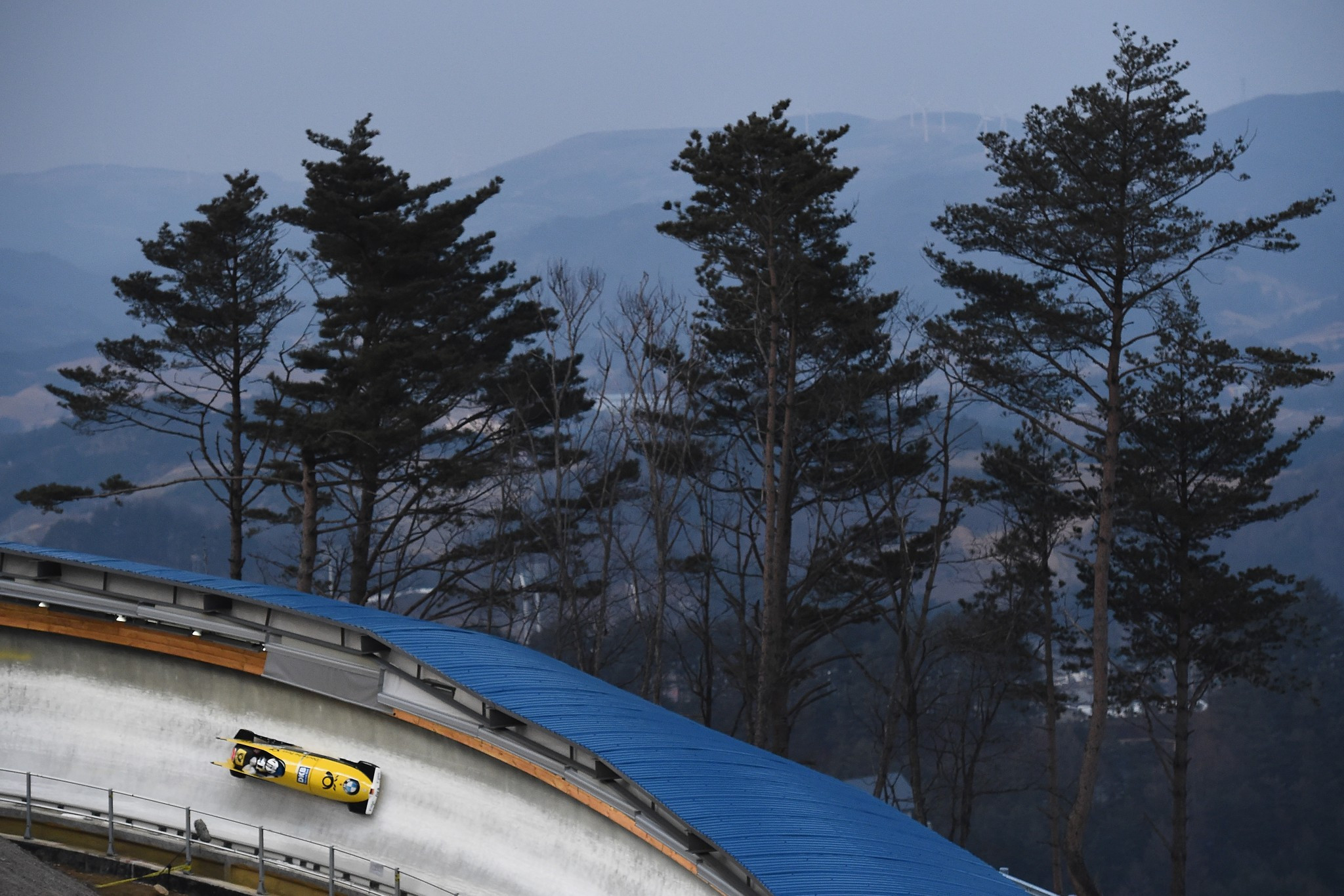 Luge will be held at the Alpensia Sliding Centre at Pyeongchang 2018 ©Getty Images