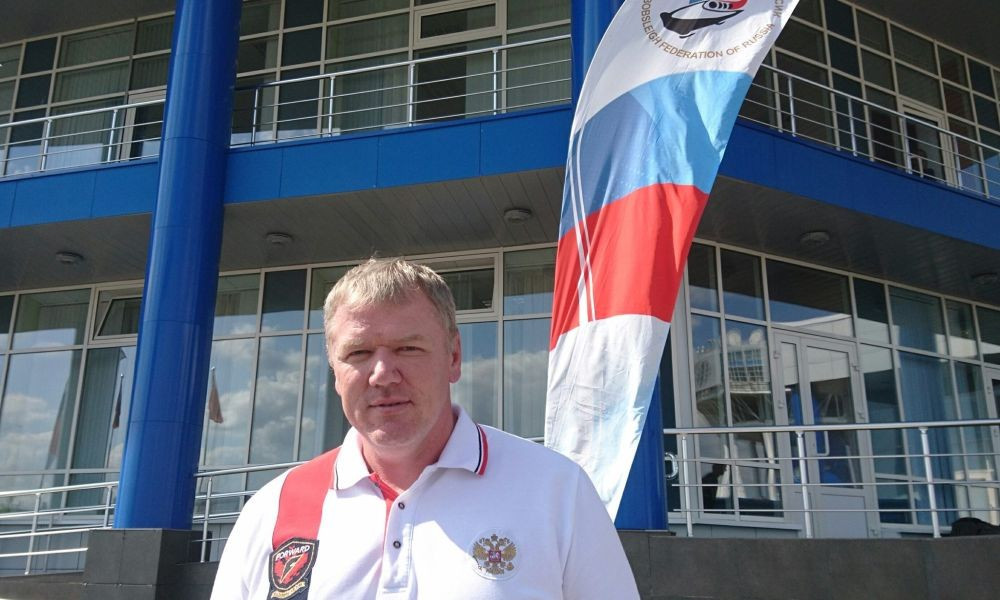Chaban appointed head coach of Russian bobsleigh team