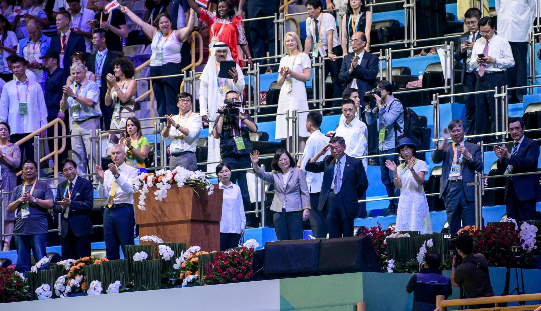 Taipei 2017: Opening Ceremony of the 29th Summer Universiade