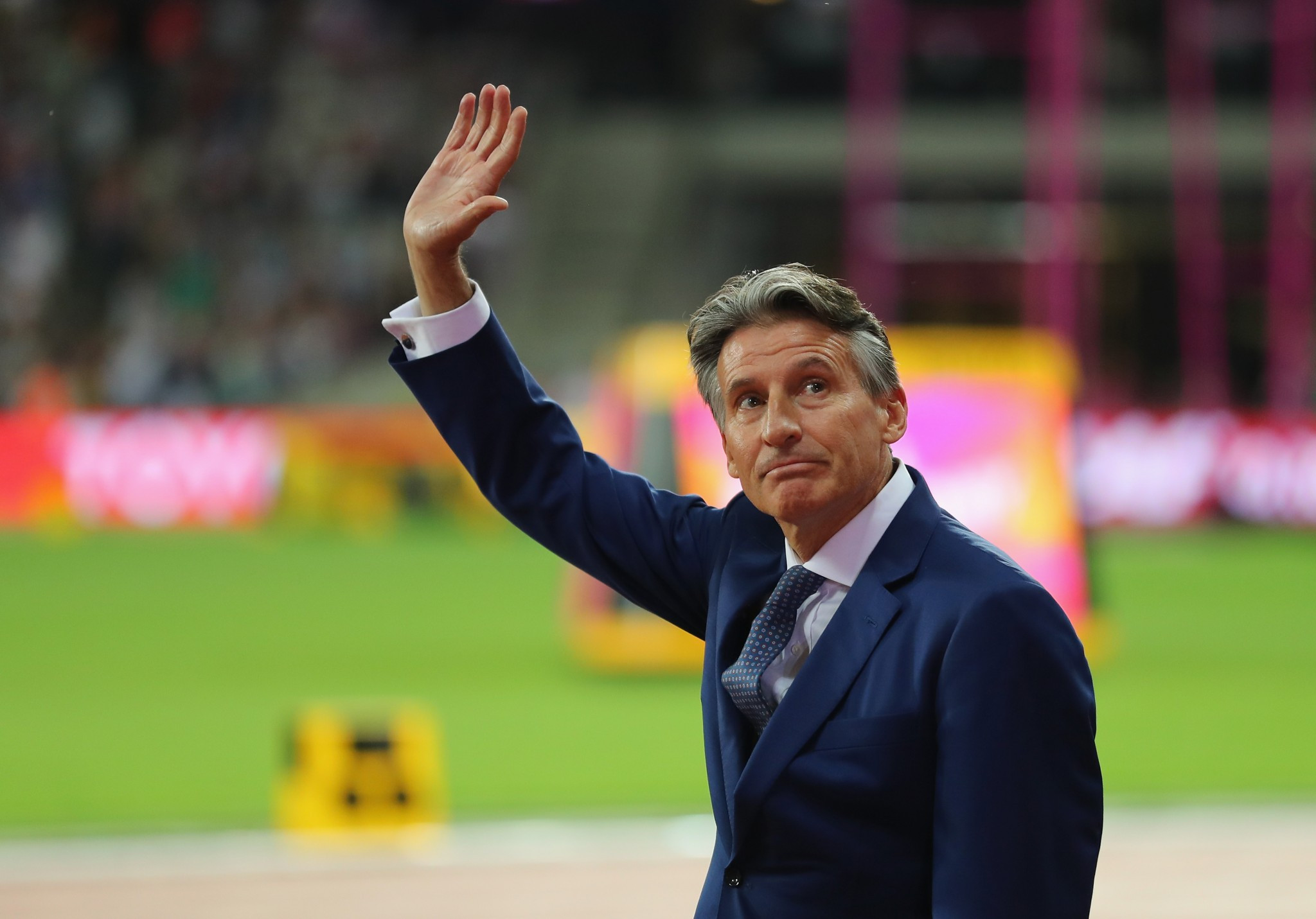 IAAF President Sebastian Coe has hinted his uncertainty towards the validity of a women's 50km race as a World Championships event ©Getty Images