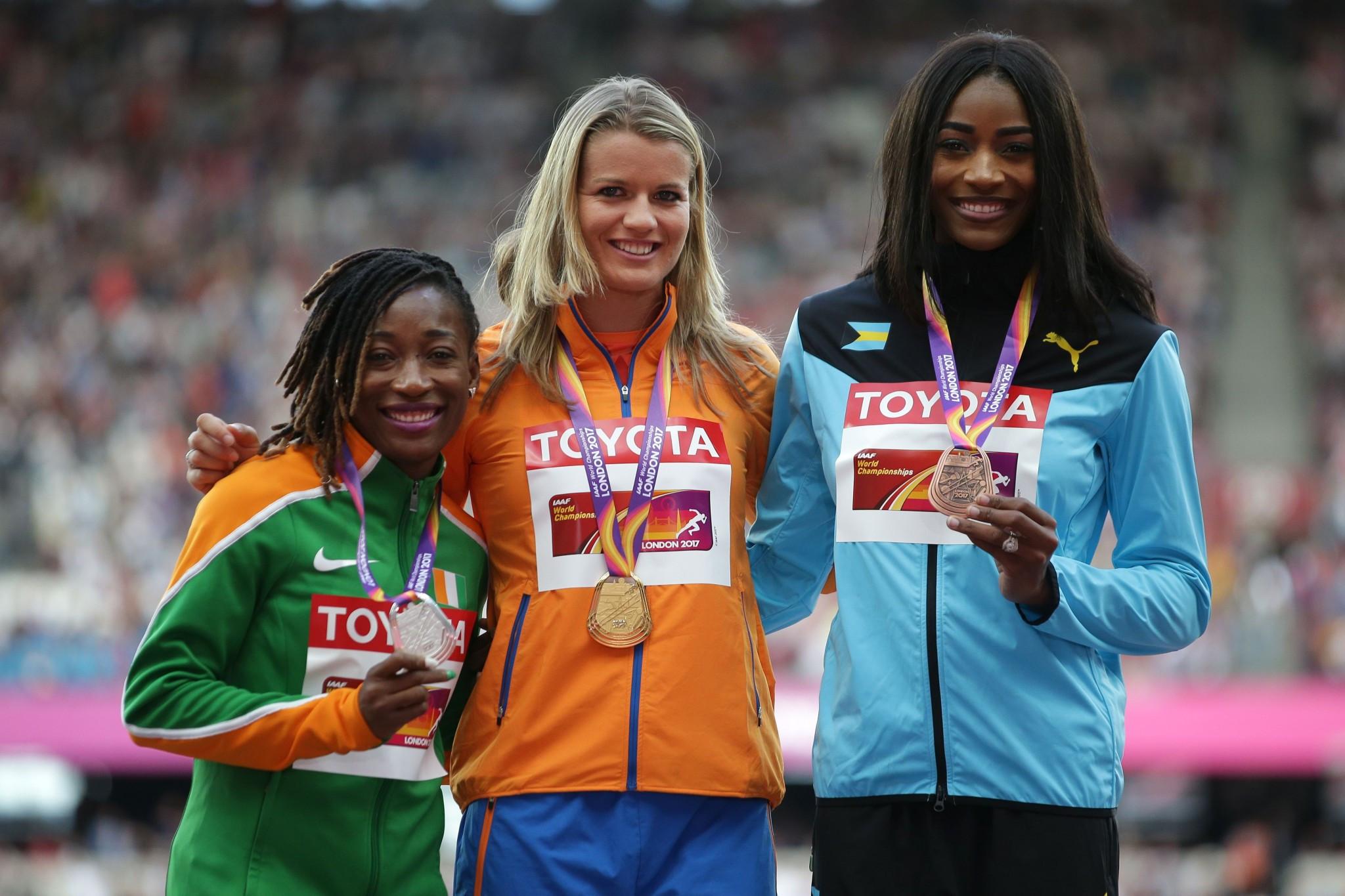 World champions gather for Birmingham's IAAF Diamond League meeting
