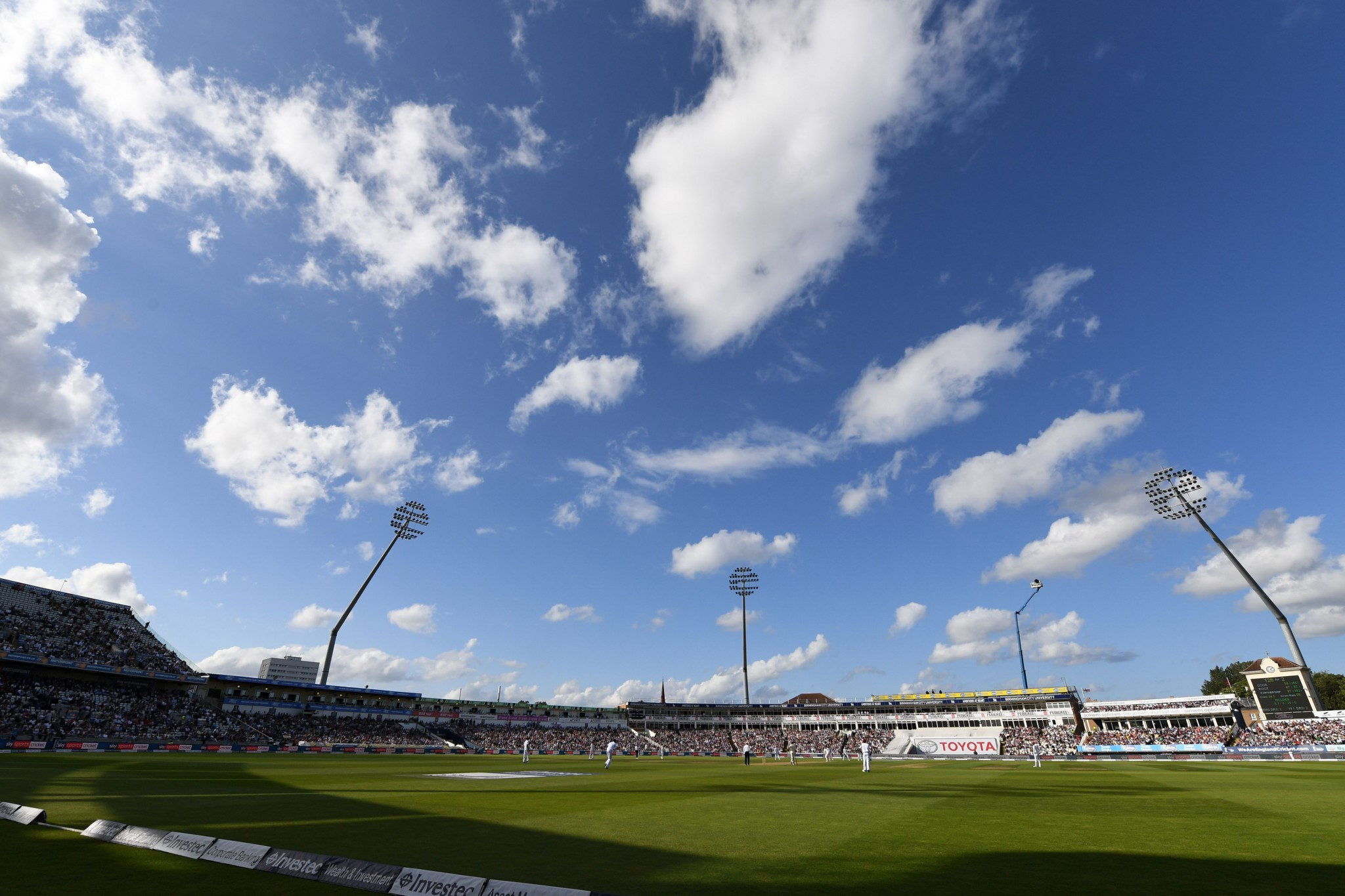 Cricket set to be left out of Birmingham's 2022 Commonwealth Games bid