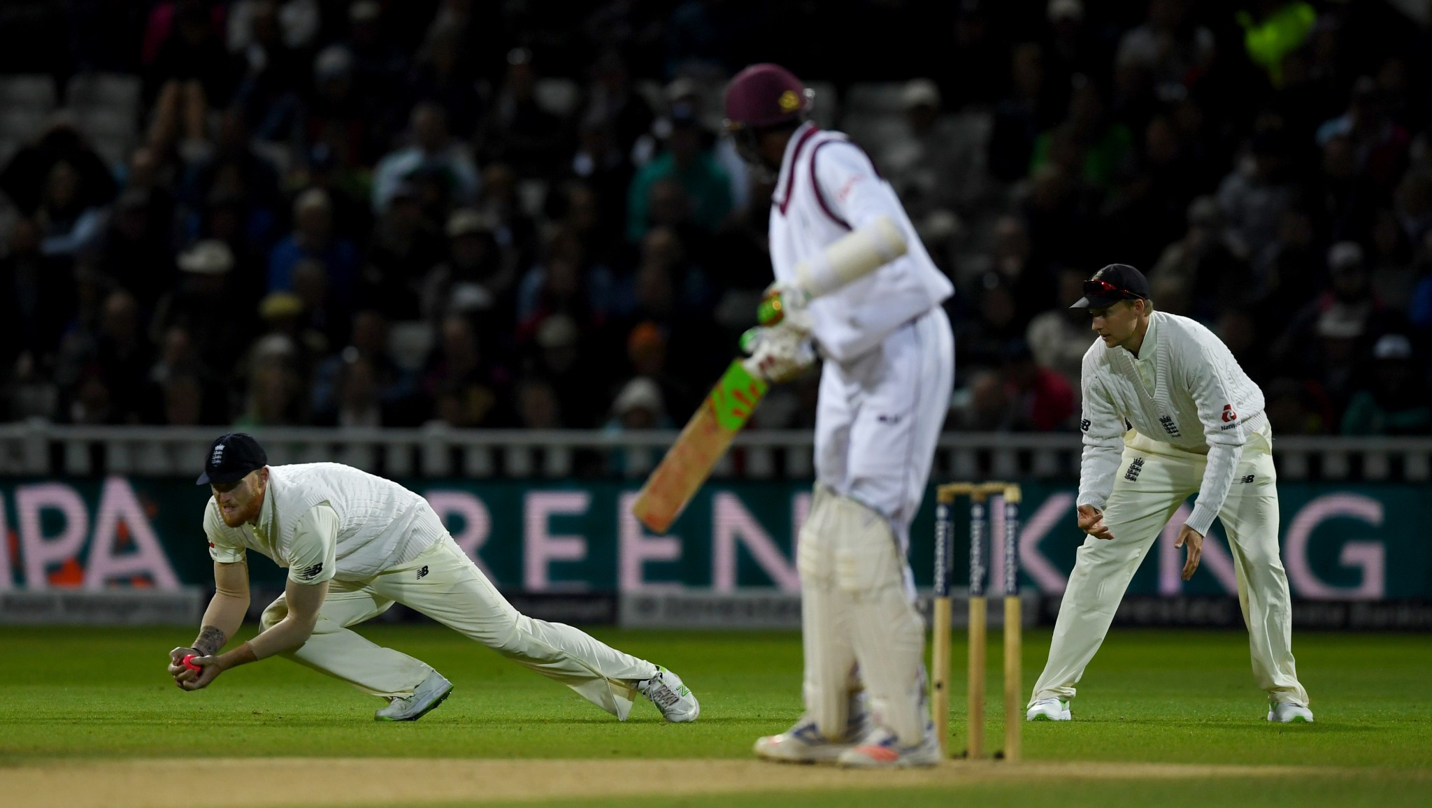 Edgbaston has held the first day/night Test match to take place in England ©Getty Images