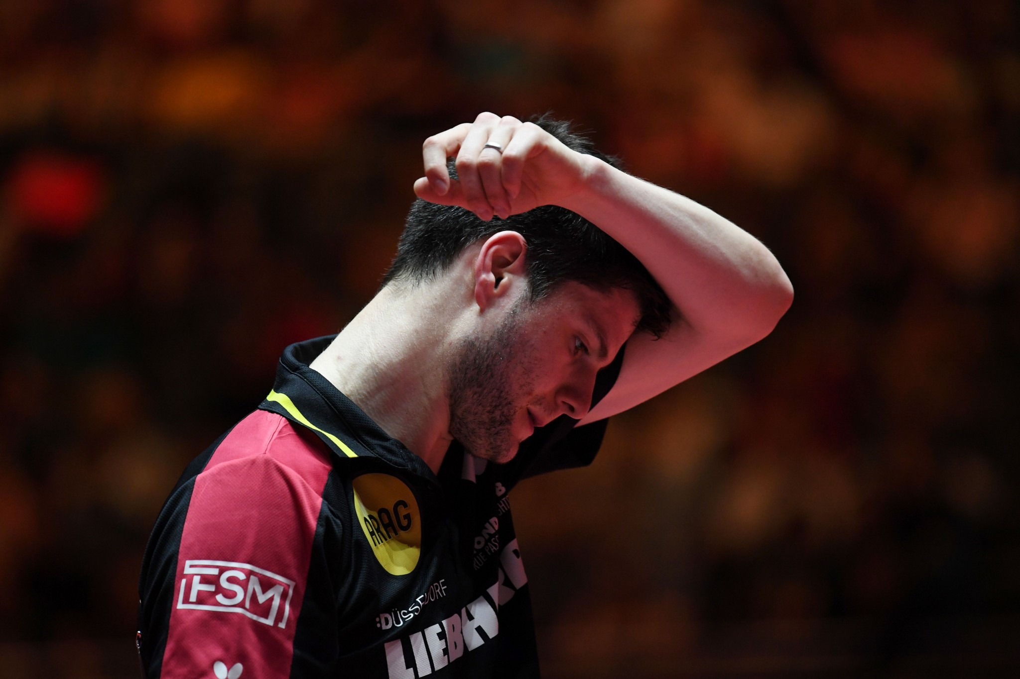 Germany's top seed Dimitrij Ovtcharov has made it to the ITTF Bulgaria Open final ©Getty Images