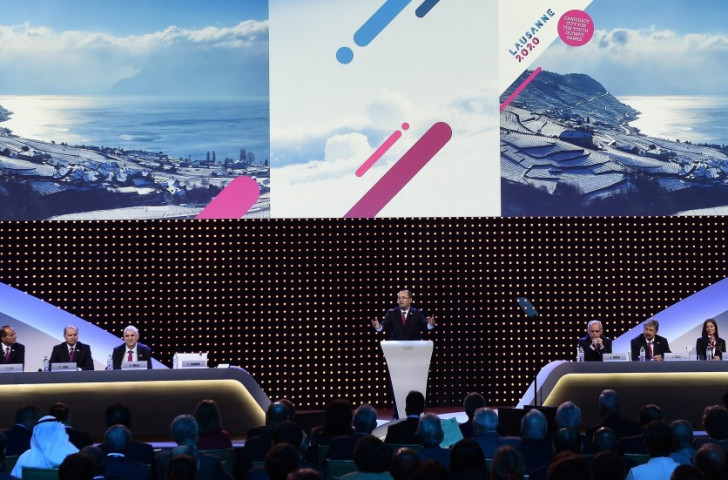 Lausanne beats Brașov in race for 2020 Winter Youth Olympic Games