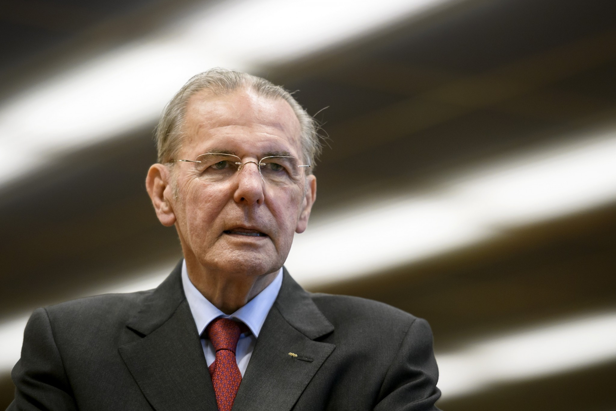 Jacques Rogge was President of the IOC during the time of wrestling's battle to stay on the Olympic programme ©Getty Images