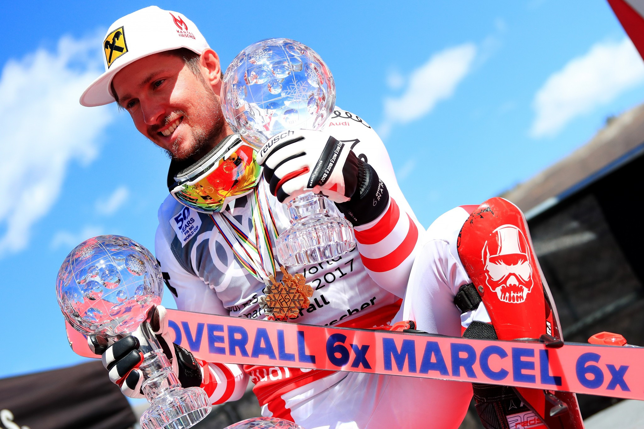 Alpine Skiing World Cup champion Hirscher set to miss start of season through injury