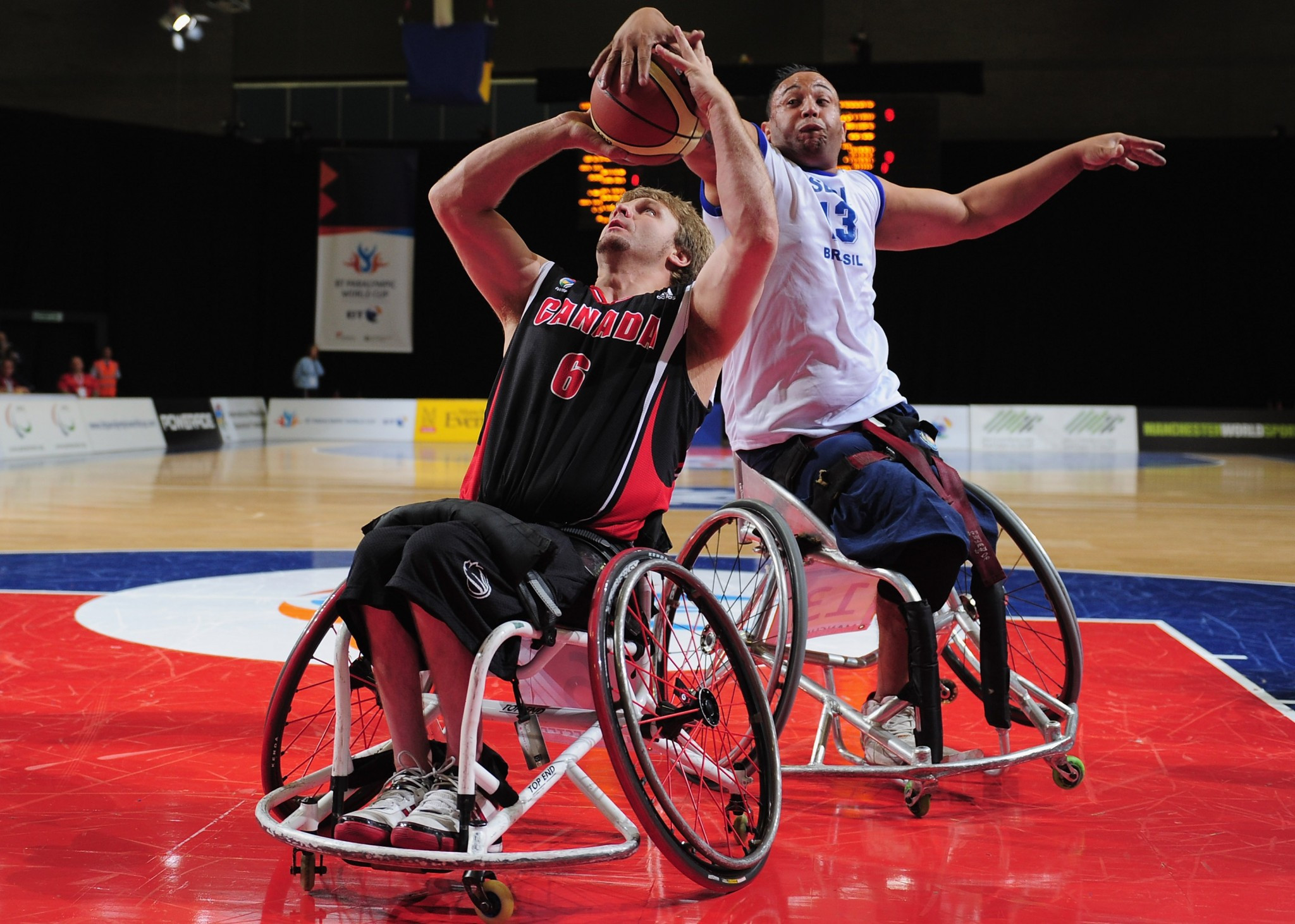Hedges says Canada are focused on qualifying for IWBF World Championships