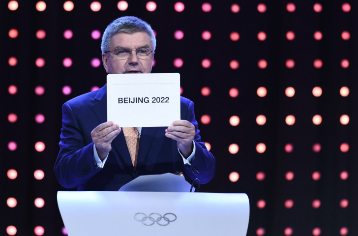 Beijing has been awarded the 2022 Winter Olympics and Paralympics ©Getty Images