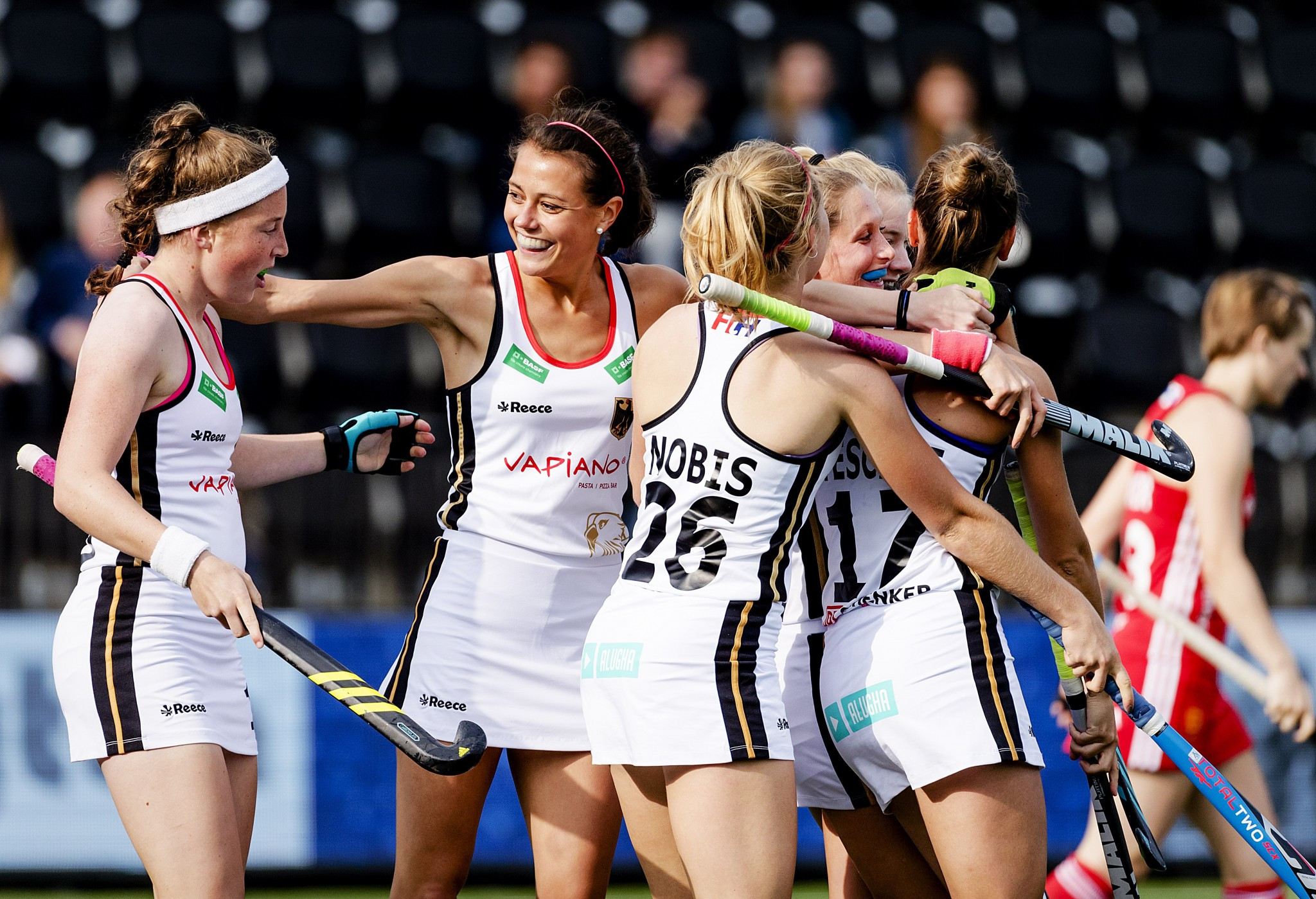 Defending champions England beaten as Germany reach EuroHockey semi-finals