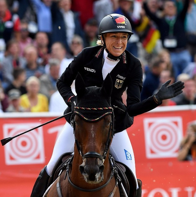 Klimke wins individual title as Britain claim team gold at FEI European Eventing Championships