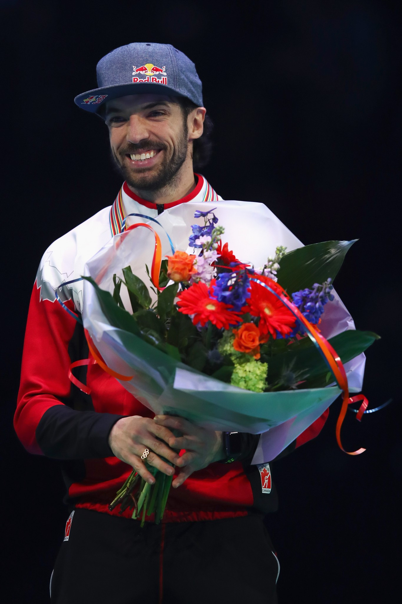Charles Hamelin has qualified for the Pyeongchang 2018 Winter Olympic Games ©Getty Images