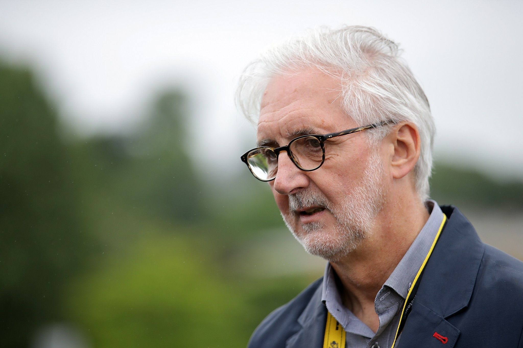 Brian Cookson, who is seeking re-election as UCI President, has hit back over comments made by rival David Lappartient ©Getty Images
