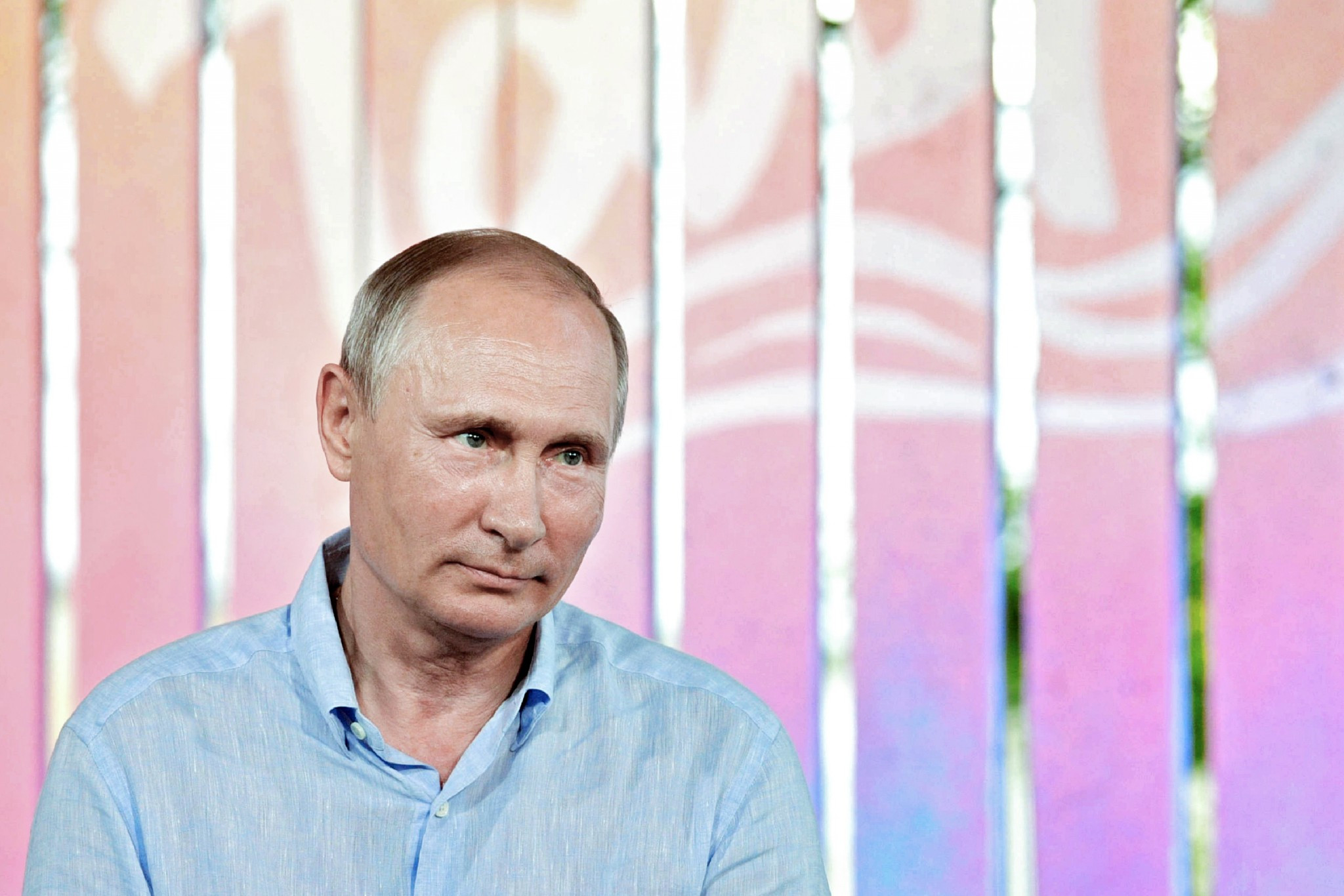Russian President Vladimir Putin has previously called for every effort to be made to have sambo recognised by the International Olympic Committee ©Getty Images