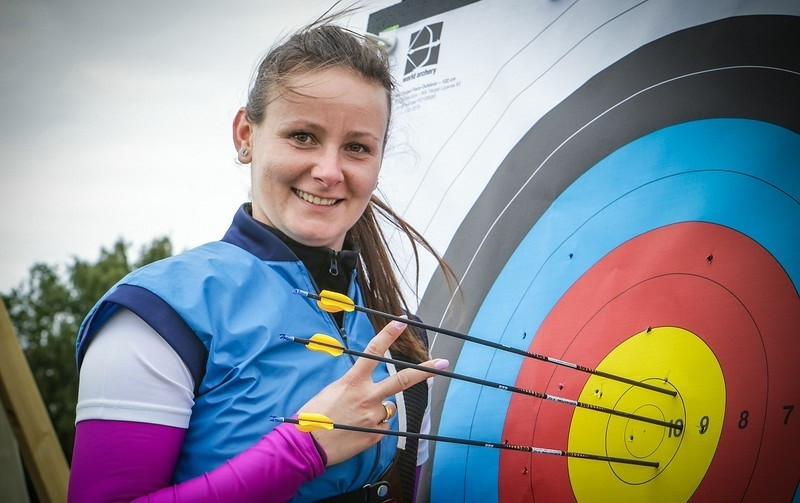 Poland's Karina Lipirska produced a superb final set to win the women's third place playoff and take the final quota spot