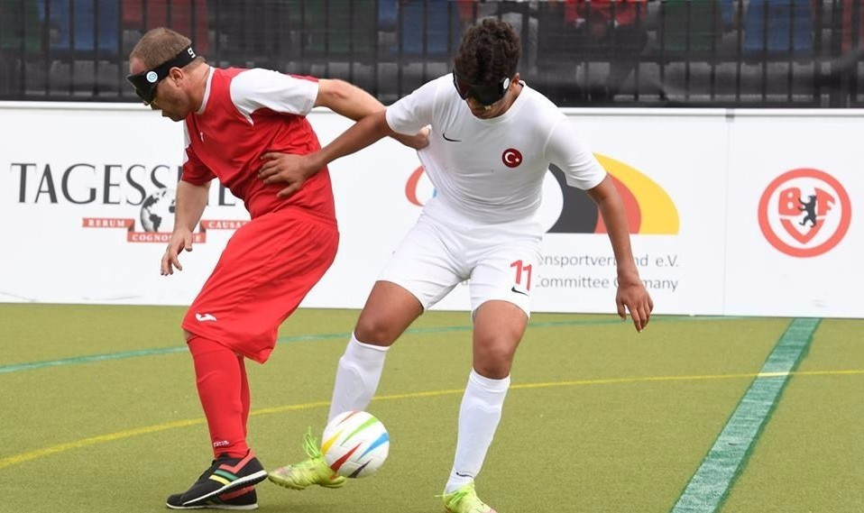 Turkey back to winning ways at IBSA European Football Championships