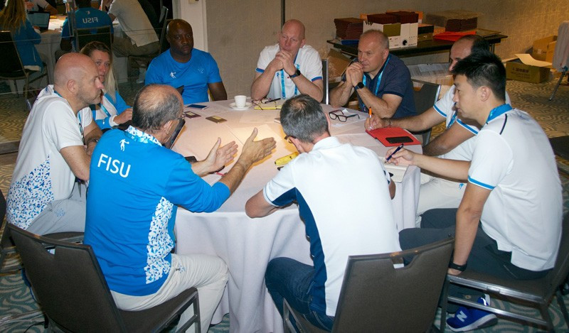 The meetings took place alongside the ongoing Taipei 2017 Summer Universiade ©FISU