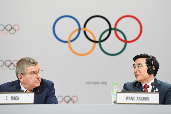 Thomas Bach is set to ask for changes to Beijing 2022 to bring it more into line with Agenda 2020 ©Getty Images